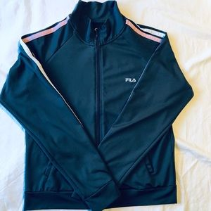 Track Jacket by FILA